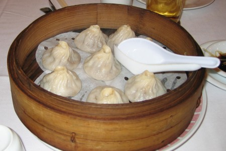Grand Sichuan International Midtown soup dumplings