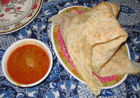 Sanur - best roti canai in NYC