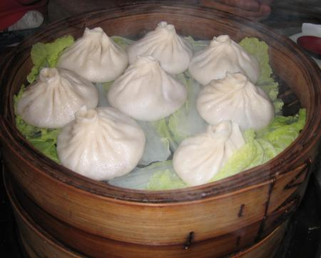 the xiao long bao (soup dumplings) are excellent